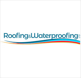 Roofing and Waterproofing Logo