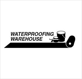Waterproofing Warehouse Logo